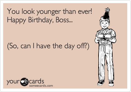 Prime Funny Boss Birthday Wishes Quotes Quotesgram Personalised Birthday Cards Cominlily Jamesorg
