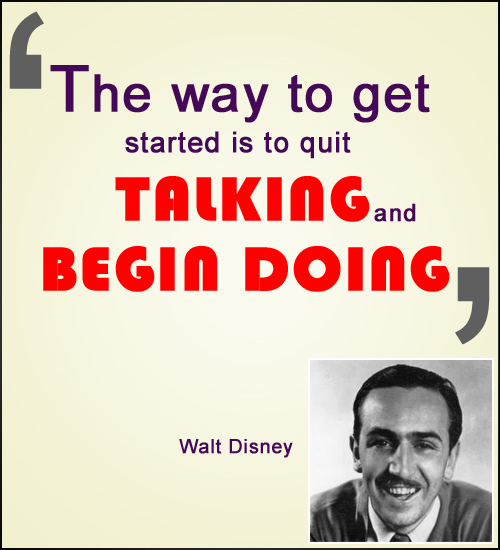 Inspirational Quotes About Failure: Walt Disney Famous Failure Quotes. QuotesGram