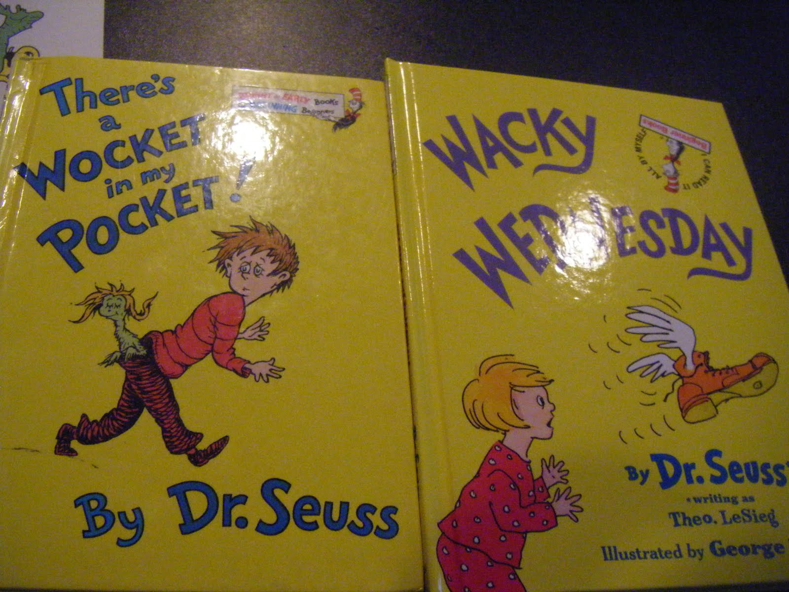 Wacky Wednesday Dr. Seuss Wacky Wednesday Dr Seu...