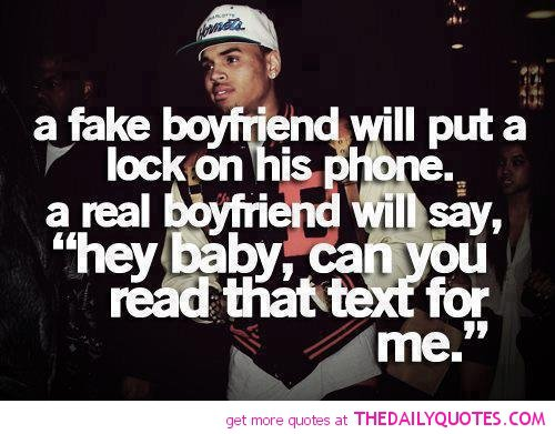 Best Boyfriend Quotes Quotesgram: Fake Boyfriend Quotes. QuotesGram