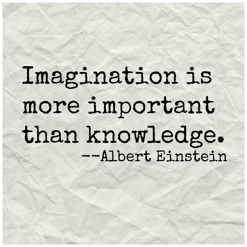 Einstein Quotes Imagination Is More Important Than Knowledge: Thursday Thoughtful Quotes. QuotesGram