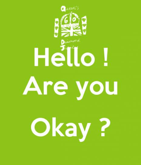 are you ok - photo #8