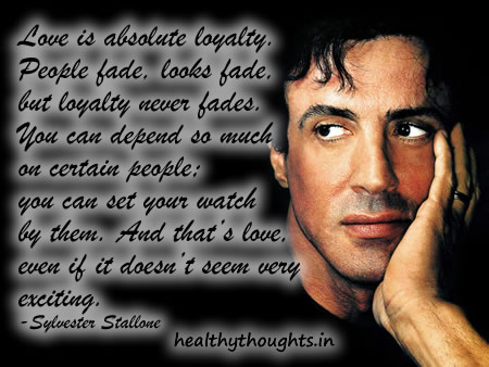 Sylvester Stallone Quotes About Life. QuotesGram