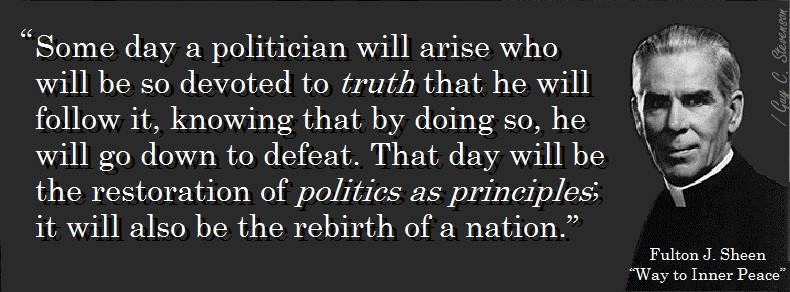 Bishop Sheen Quotes: Bishop Fulton Sheen Spiritual Quotes. QuotesGram