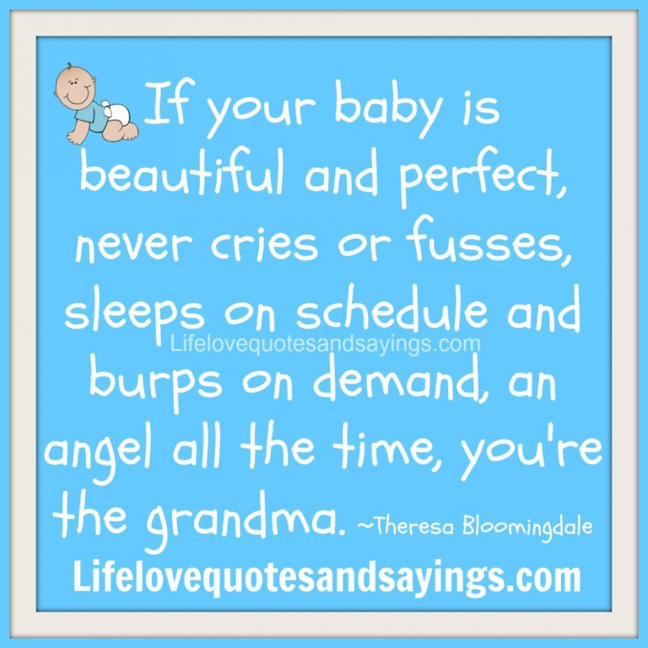 Baby Love Quotes And Sayings. QuotesGram