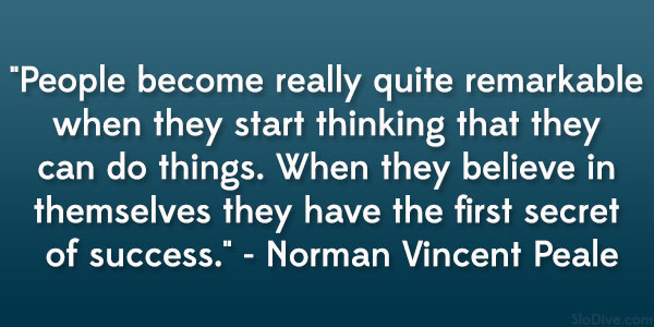 The Power Of Positive Thinking Quotes Norman Vincent Peale: Norman Vincent Peale Quotes. QuotesGram