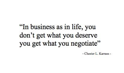 Negotiations Quotes. QuotesGram