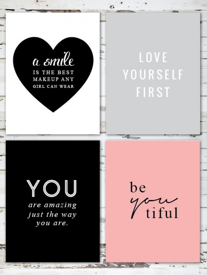 Smile Quotes And Images Printable. QuotesGram