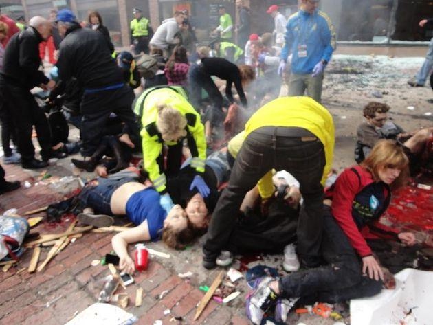 Quotes About Boston Marathon Bombing Quotesgram