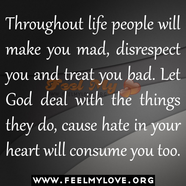 Short Sweet I Love You Quotes: When Someone Treats You Badly Quotes. QuotesGram