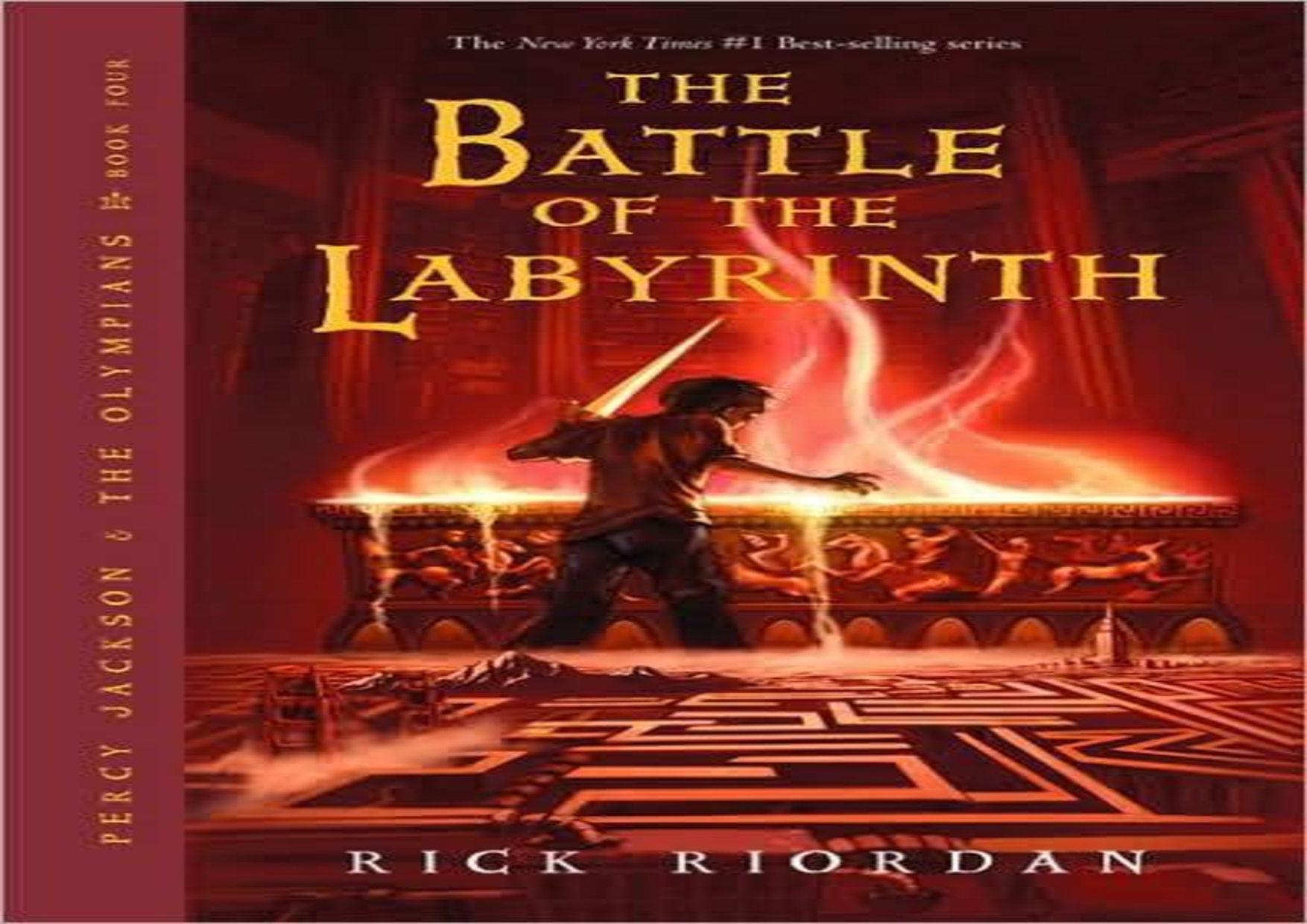 Battle Of The Labyrinth Quotes. QuotesGram