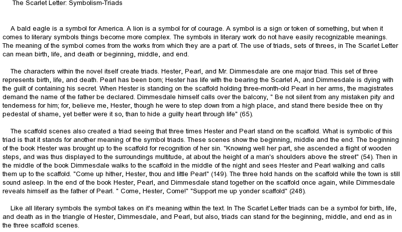 what does pearl symbolize in the scarlet letter scarlet letter symbolism quotes quotesgram 25520 | 367016258 scarlet letter symbolism 16017