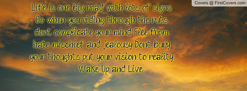 Road of life funny quotes quotesgram