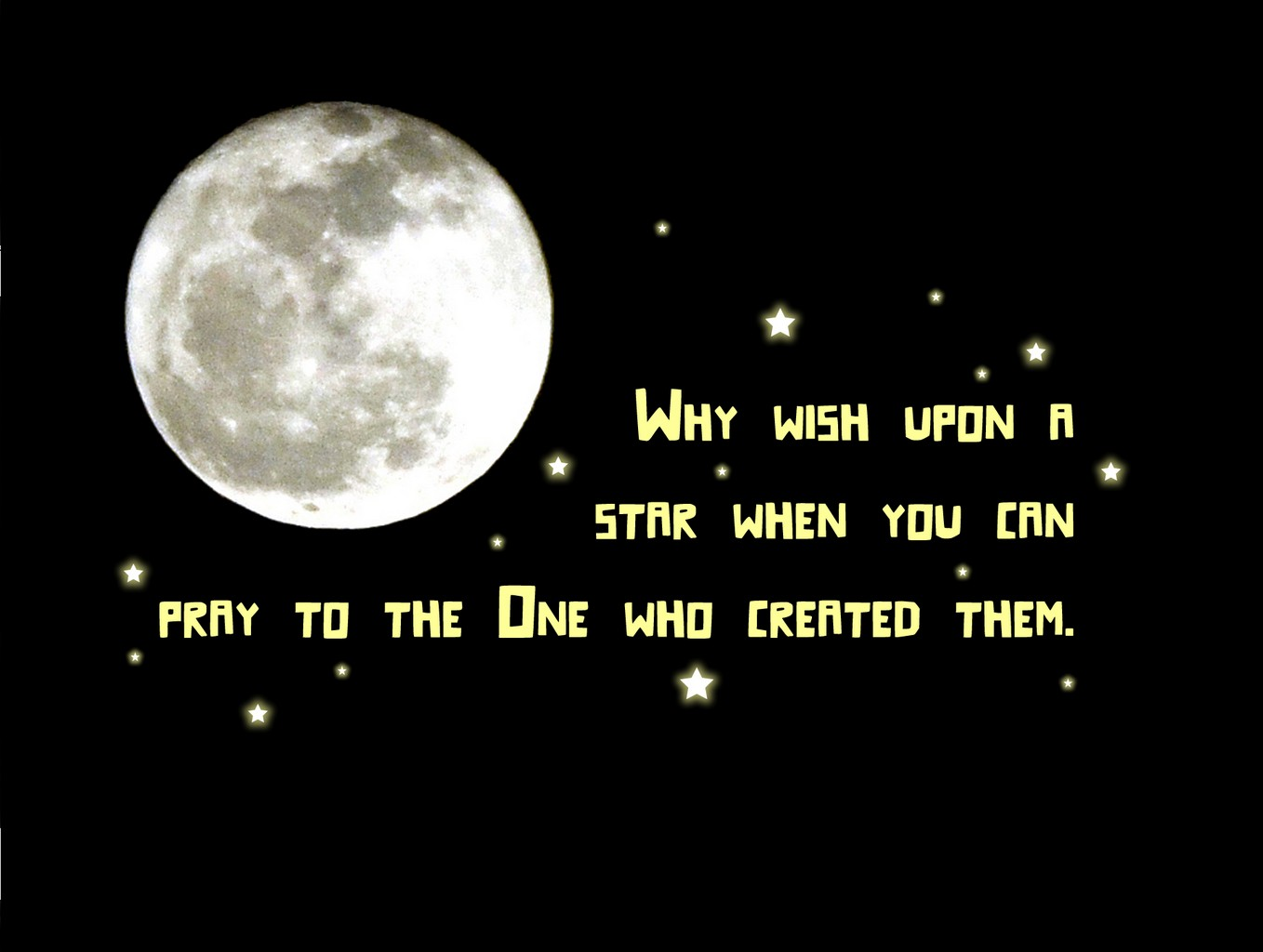 Upon star wish poem a A Wish