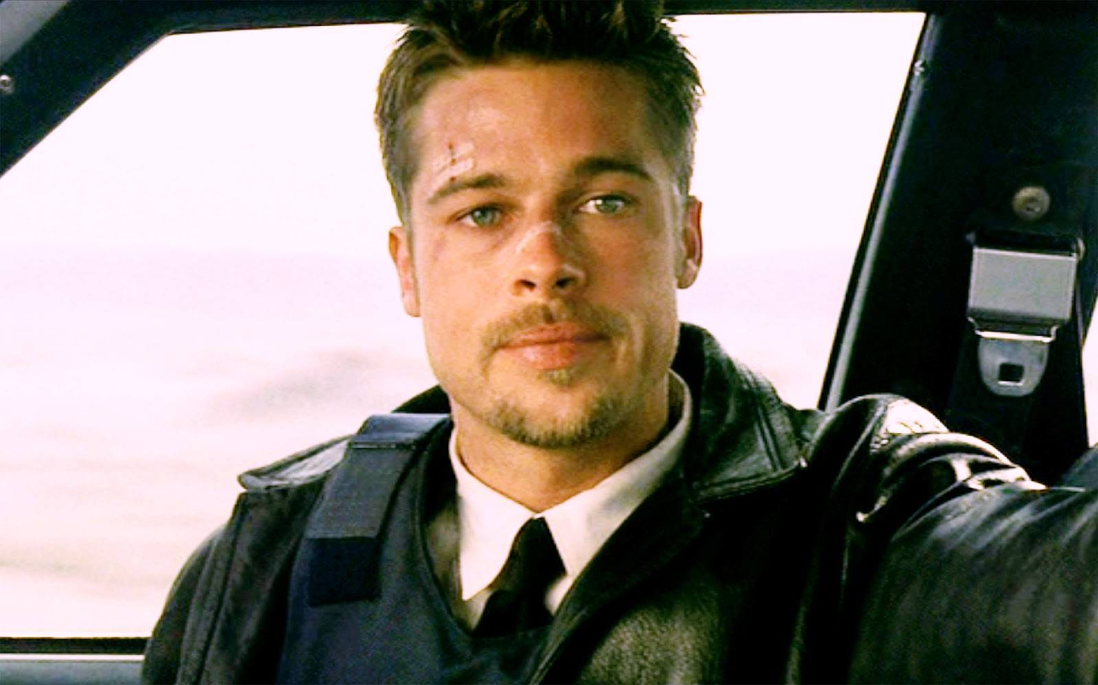 7 Brad Pitt