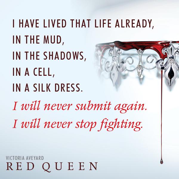 Red Queen Victoria Aveyard Quotes Quotesgram