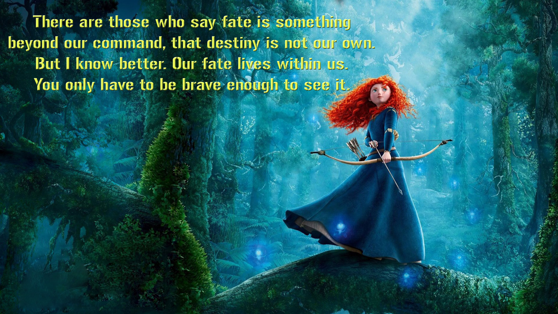 Inspiring Quotes From Animated Movies. QuotesGram