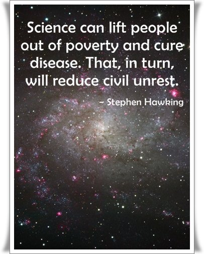 Quotes About Love: Stephen Hawking Quotes On Science. QuotesGram