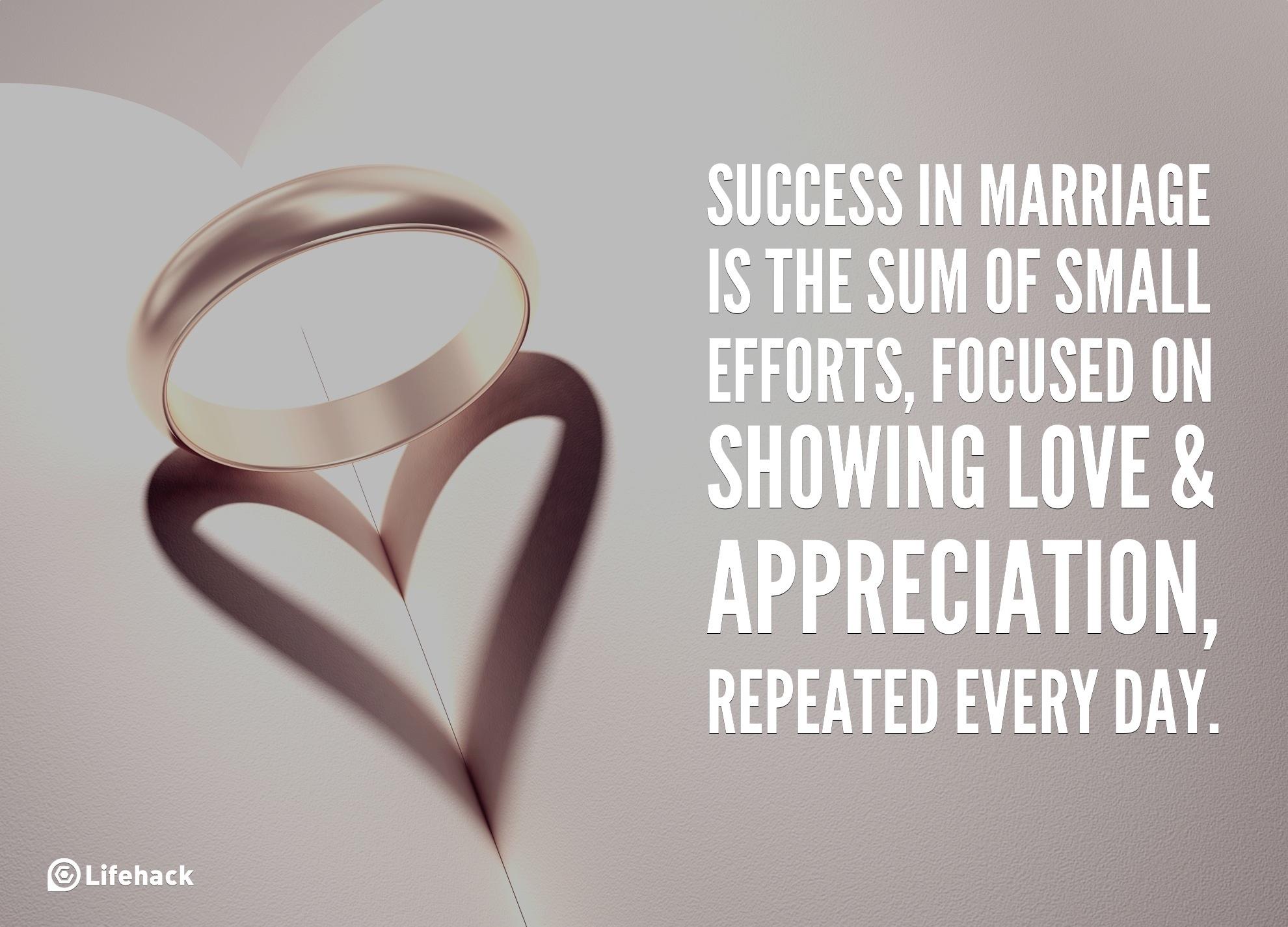 Lasting Marriage