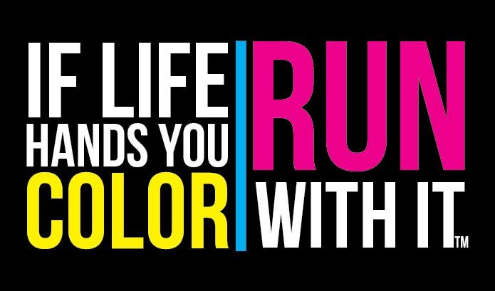Quotes About Color: Color Run Quotes. QuotesGram