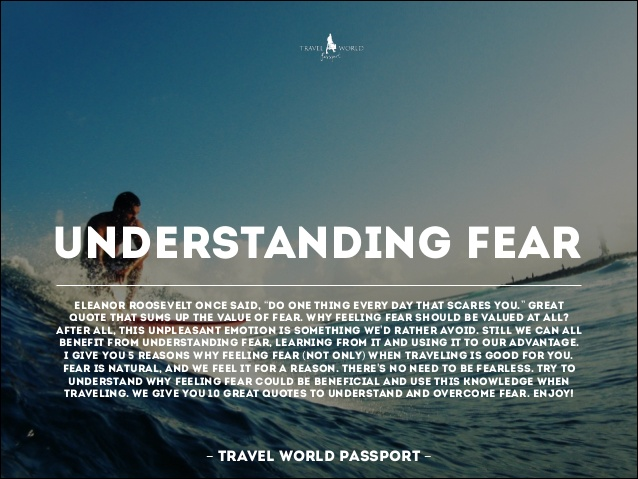 Overcoming Fear Quotes. QuotesGram