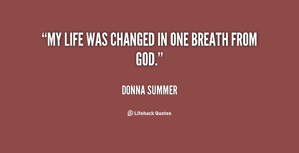 DONNA SUMMER - MY LIFE (LIVE) LYRICS - songlyrics.com