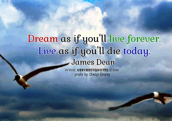 inspiring dream quotes positive quotesgram