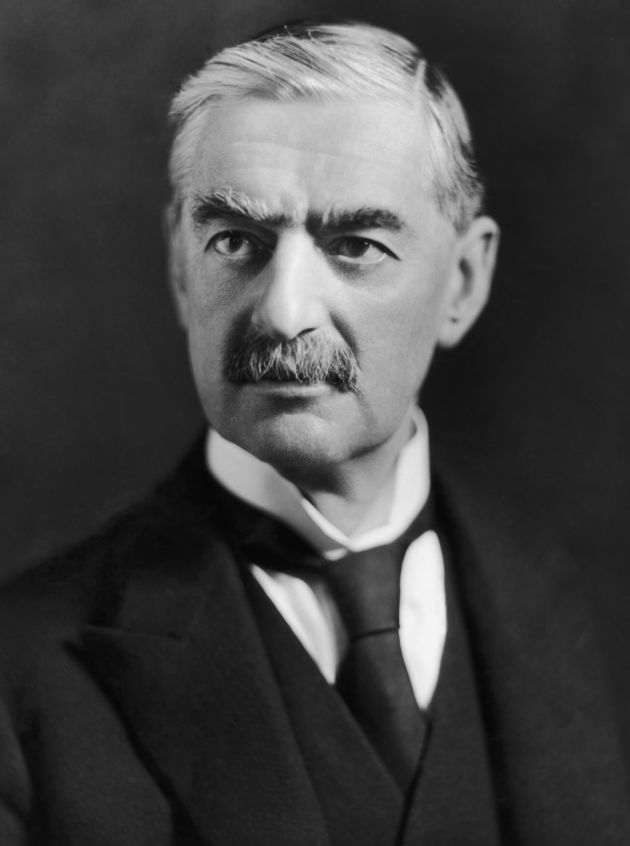 Lincoln >> Neville Chamberlain Appeasement Quotes. QuotesGram