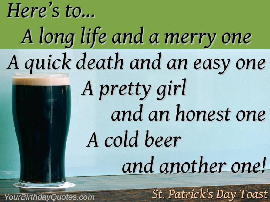 St Patrick Day Drunk Quotes. QuotesGram