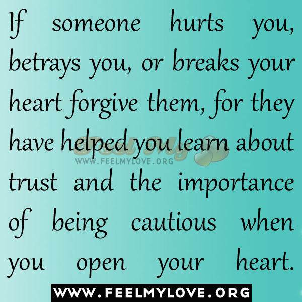 What to Do When Someone Betrays You