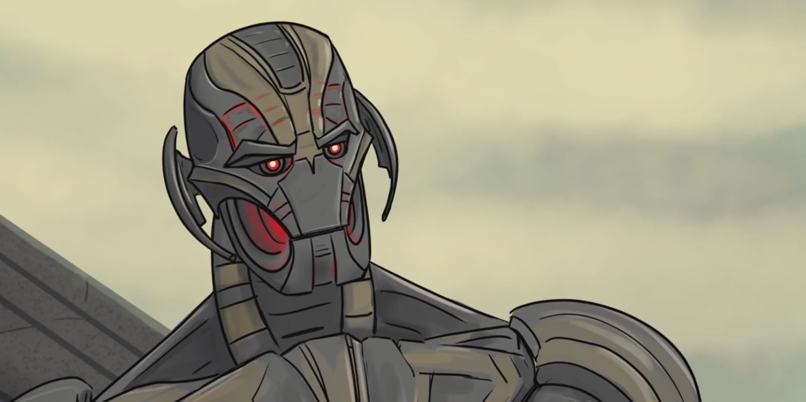 ultron no strings on me quote