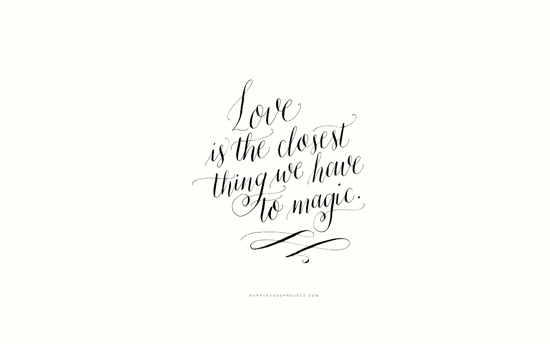 Calligraphy love quotes quotesgram