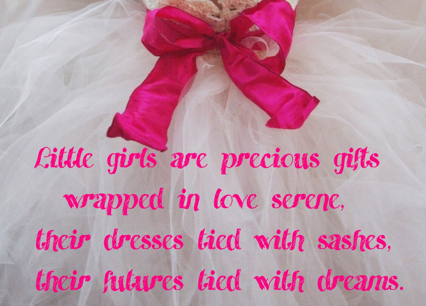 Christian Quotes About Little Girls. QuotesGram