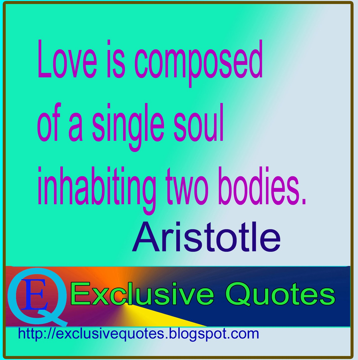 Aristotle Quotes On Happiness: Aristotle Love Quotes. QuotesGram
