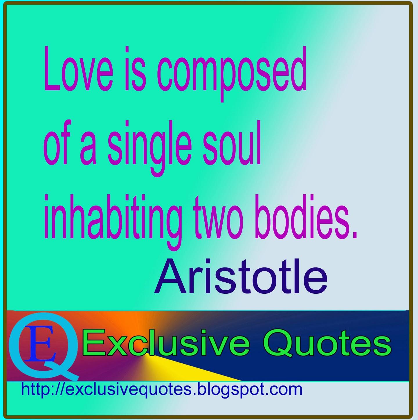Aristotle Love Quotes. QuotesGram