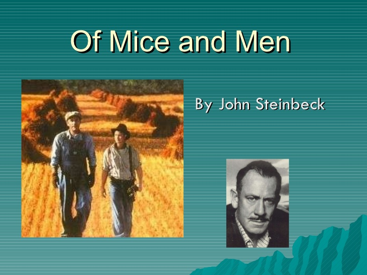 of mice and men power If you need help in english literacy gcse or want information on 'of mice and  men', you have come to the right place this article as well as being very long will .