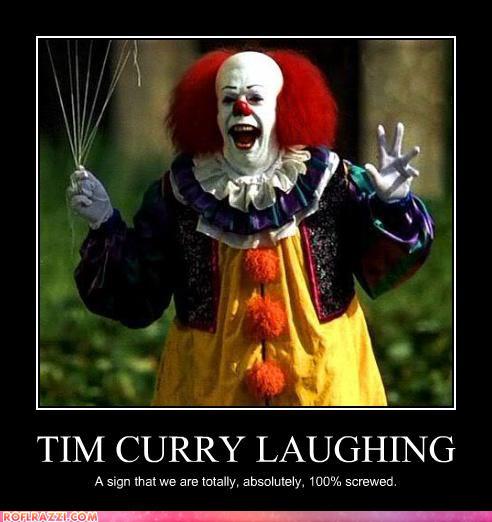 Tim Curry Legend Quotes Quotesgram