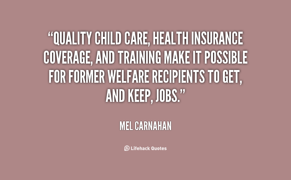 Child Care Quotes. QuotesGram