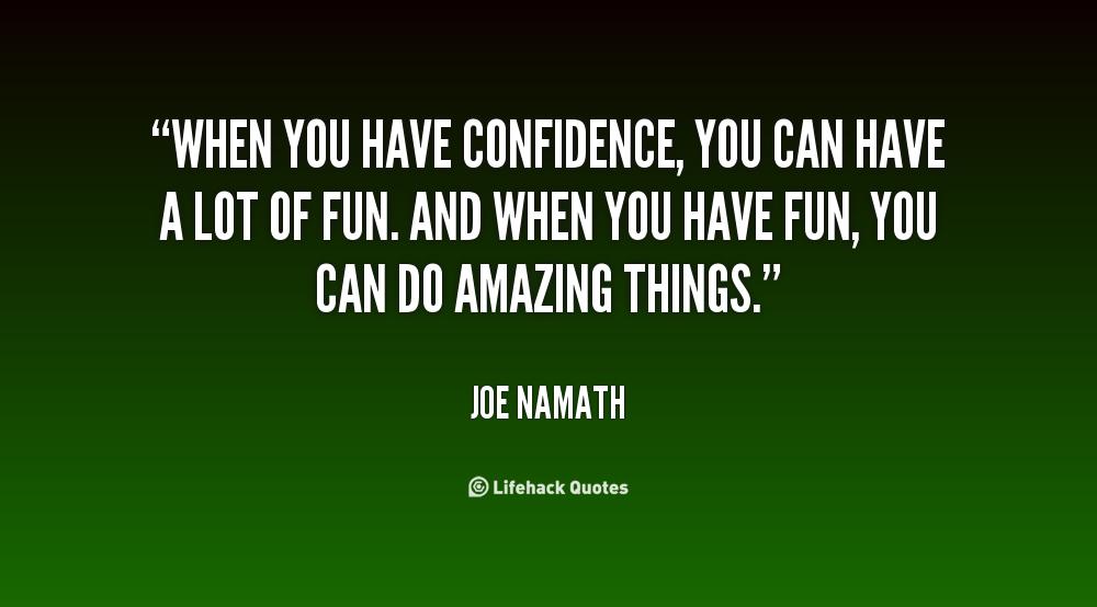 Joe Namath Quotes. QuotesGram