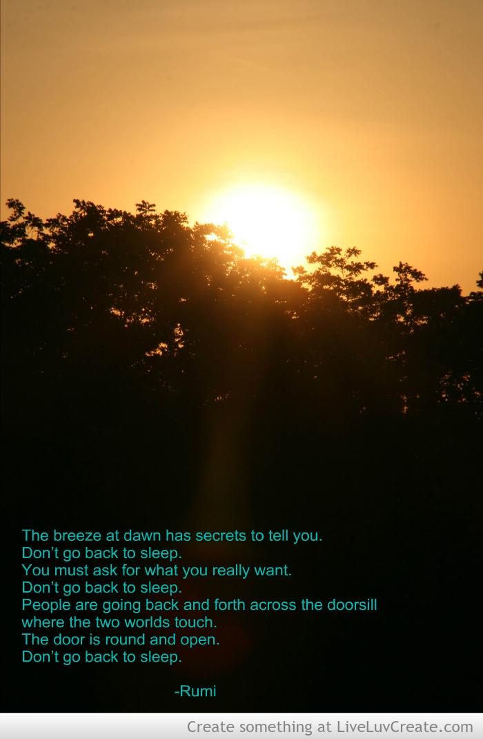 sunrise poems quotes quotesgram. Black Bedroom Furniture Sets. Home Design Ideas