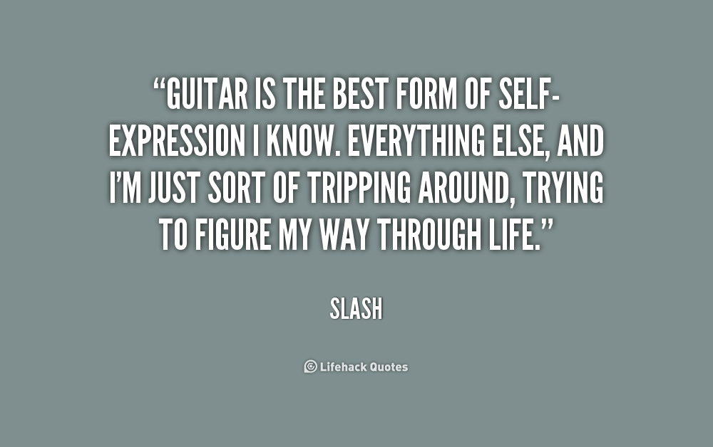 best quotes by guitarists quotesgram. Black Bedroom Furniture Sets. Home Design Ideas