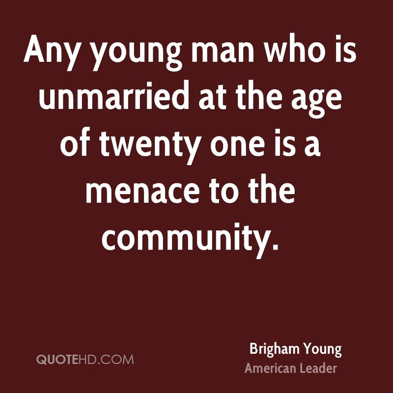 Young Marriage Quotes. QuotesGram