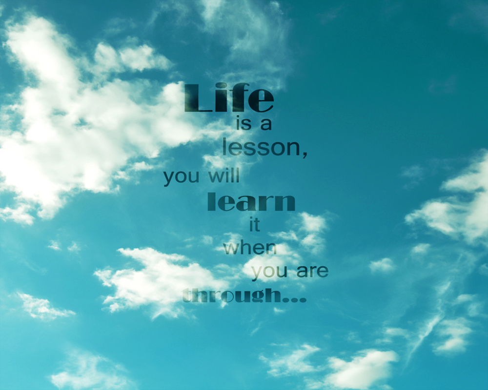 Life Quotes For Facebook Wallpaper. QuotesGram