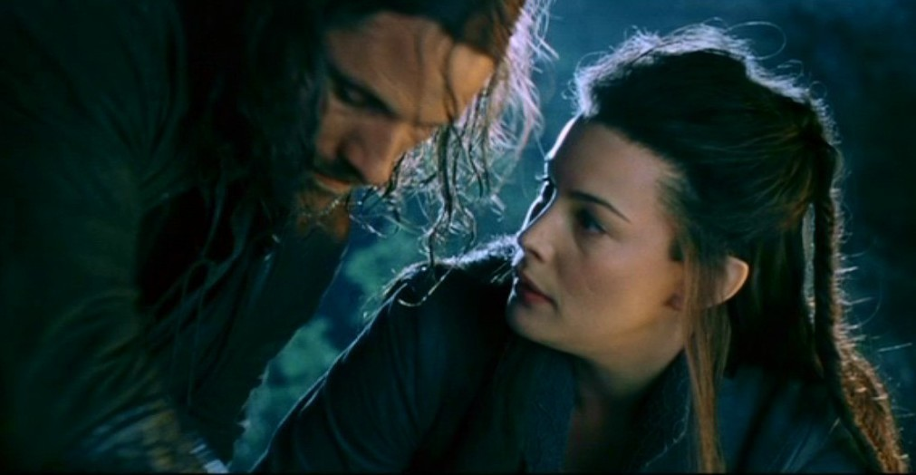 arwen and aragorn meet