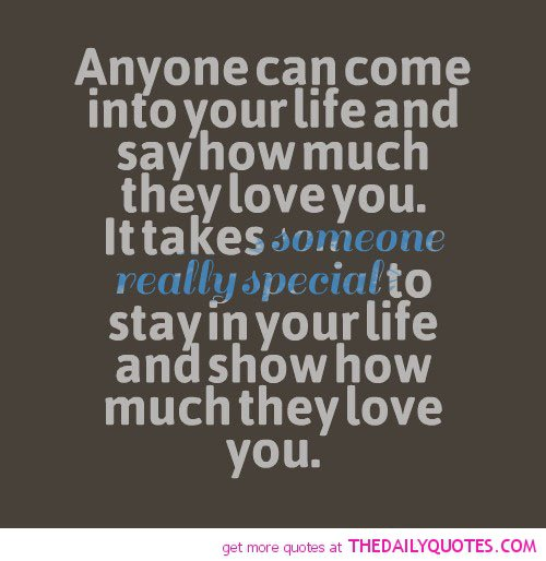 Special Person Quotes: Love Quotes To Someone Special. QuotesGram