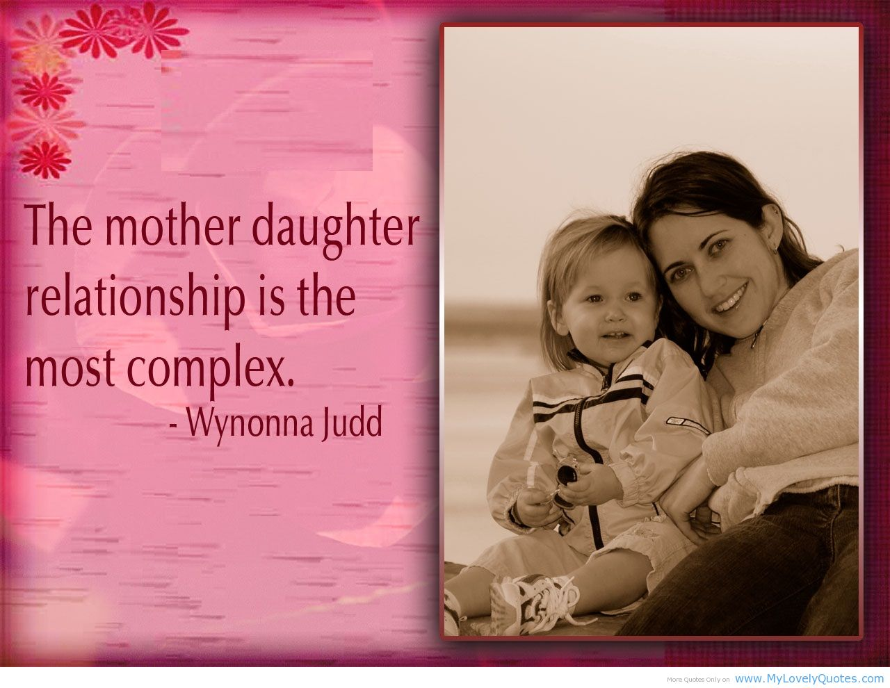 Mother daughter cute quotes-8315
