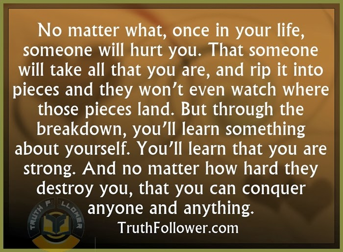 Life Lesson Quotes And Sayings. QuotesGram