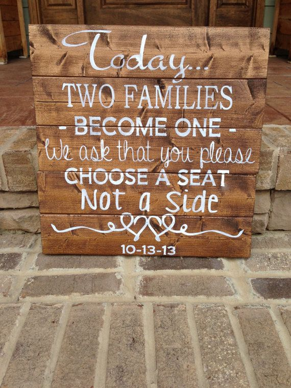 Two Families Become One Quotes Quotesgram