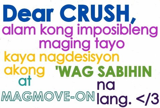quotes about crush tagalog - photo #41