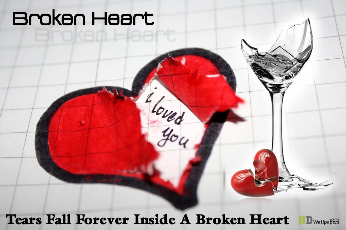 how to stop a broken heart